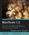 MooTools 1.2 Beginner's Guide cover